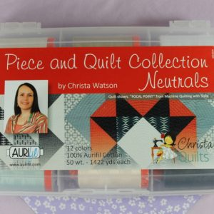 Aurifil Piece and Quilt Collection Neutrals