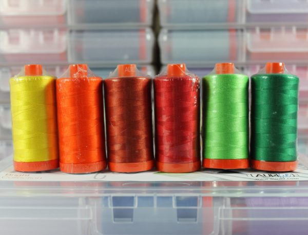 Aurifil Bright Collection