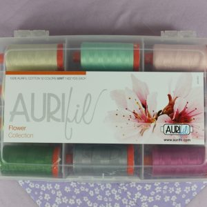 Aurifil Flower Collection