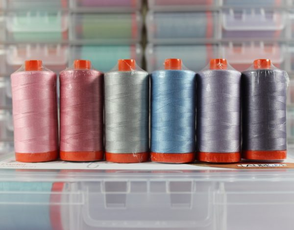 Aurifil Pastel Collection