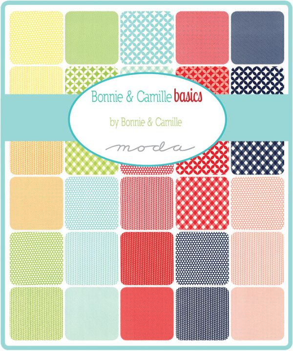 "Kollektion ""Bonnie and Camille Basics"" von Bonnie and Camille für Moda."