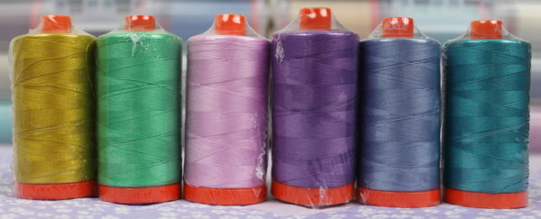 Aurifil Anna Maria Collection