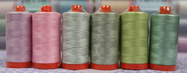 Aurifil Subtle Strings Collection